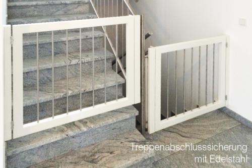 Treppenabschlusssicherung-mit-Edelstahl
